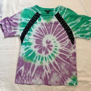 Tie dye top worn once!